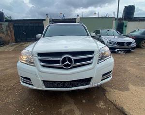Mercedes-Benz GLK-Class 2011 350 White   Cars for sale in Lagos State, Egbe Idimu