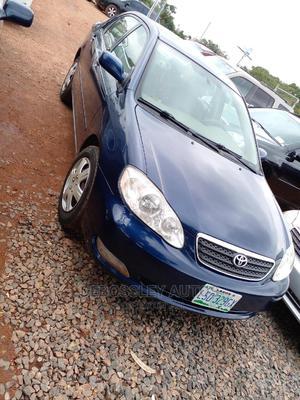 Toyota Corolla 2006 Blue | Cars for sale in Oyo State, Ibadan