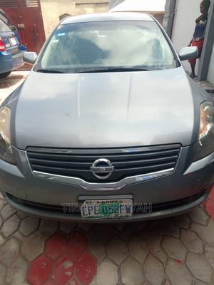 Nissan Altima 2007 Gray | Cars for sale in Ogun State, Ado-Odo/Ota