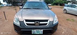Honda CR-V 2004 EX 4WD Automatic Gold | Cars for sale in Abuja (FCT) State, Kubwa