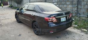 Toyota Corolla 2012 Black | Cars for sale in Abuja (FCT) State, Kubwa