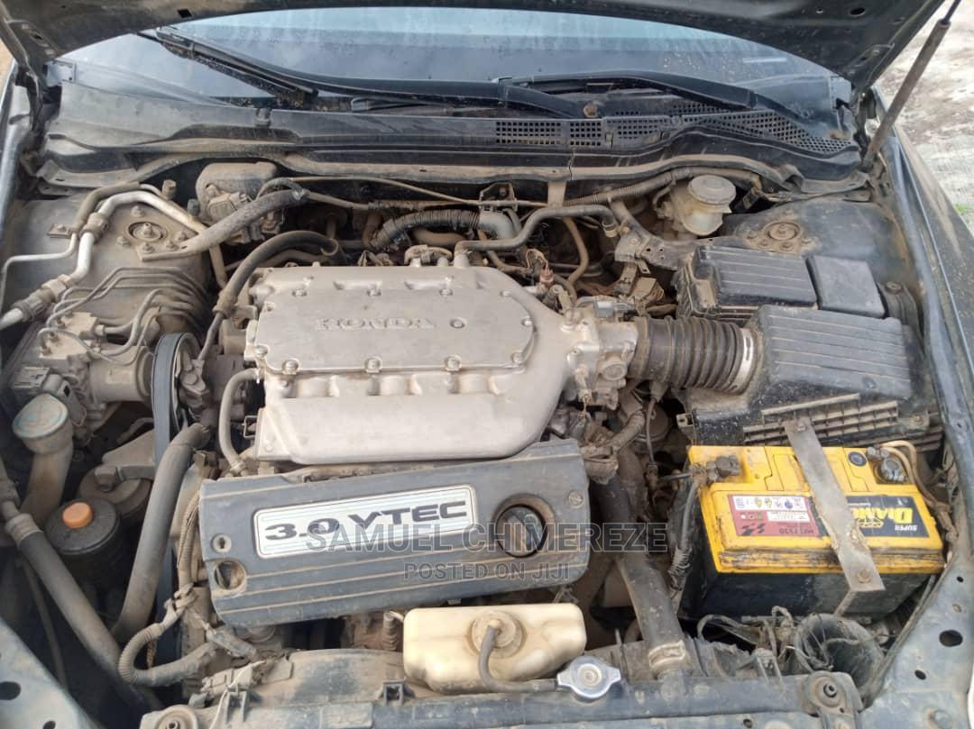 Honda Accord 2004 Sedan EX Gray   Cars for sale in Ado-Odo/Ota, Ogun State, Nigeria