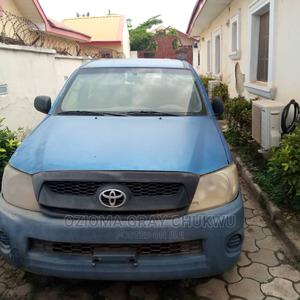 Toyota Hilux 2009 2.0 VVT-i Blue | Cars for sale in Abuja (FCT) State, Apo District