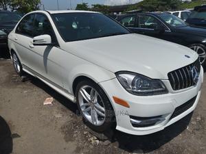 Mercedes-Benz C300 2013 White   Cars for sale in Lagos State, Amuwo-Odofin