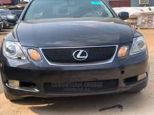 Lexus GS 2008 Black   Cars for sale in Lagos State, Alimosho