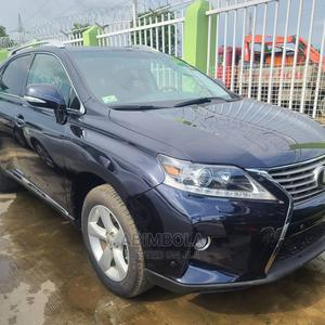 Lexus RX 2010 Blue | Cars for sale in Lagos State, Agege