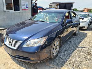 Lexus ES 2008 350 Blue   Cars for sale in Lagos State, Yaba
