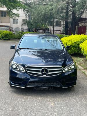 Mercedes-Benz E350 2015 Black | Cars for sale in Abuja (FCT) State, Asokoro