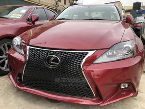 Lexus IS 2007 Red | Cars for sale in Lagos State, Ifako-Ijaiye