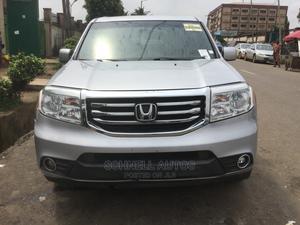 Honda Pilot 2014 Silver | Cars for sale in Lagos State, Ikeja