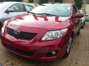 Toyota Corolla 2010 Red | Cars for sale in Kaduna State, Kaduna / Kaduna State