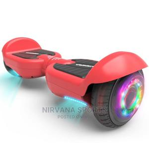 Smart Balance Wheel Hoverboard Scooter RED | Sports Equipment for sale in Lagos State, Surulere