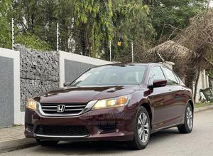 Honda Accord 2015 Red | Cars for sale in Abuja (FCT) State, Asokoro