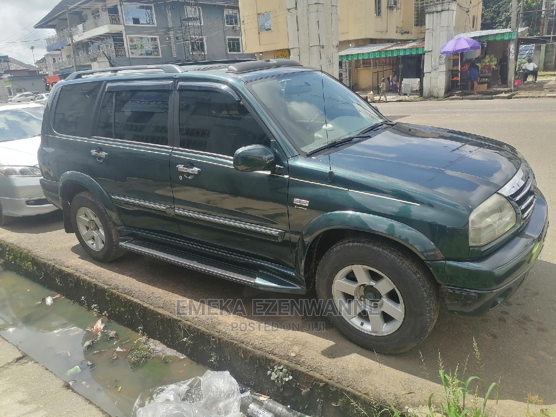 Suzuki XL-7 2003 Black