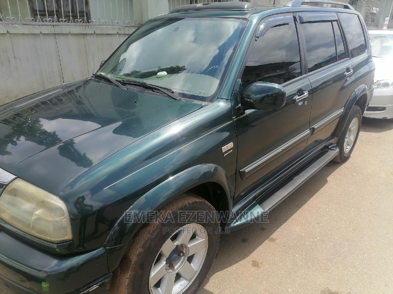 Suzuki XL-7 2003 Black   Cars for sale in Owerri, Imo State, Nigeria
