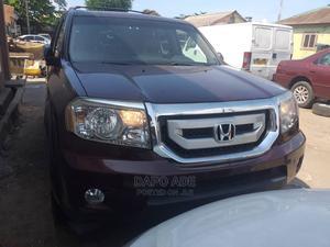 Honda Pilot 2009 Brown | Cars for sale in Lagos State, Apapa