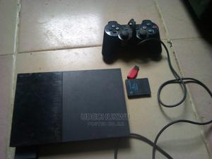 Playstation 2 Slim With 1 Pad,1 Memory Card and Flash Drive | Video Game Consoles for sale in Lagos State, Isolo