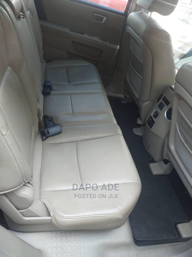 Honda Pilot 2009 Brown | Cars for sale in Apapa, Lagos State, Nigeria