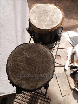 Local Conga Bongo Cultural Drums | Audio & Music Equipment for sale in Abia State, Umuahia