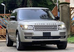 Land Rover Range Rover 2014 Gold | Cars for sale in Abuja (FCT) State, Asokoro