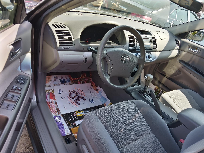 Toyota Camry 2006 Gray | Cars for sale in Amuwo-Odofin, Lagos State, Nigeria