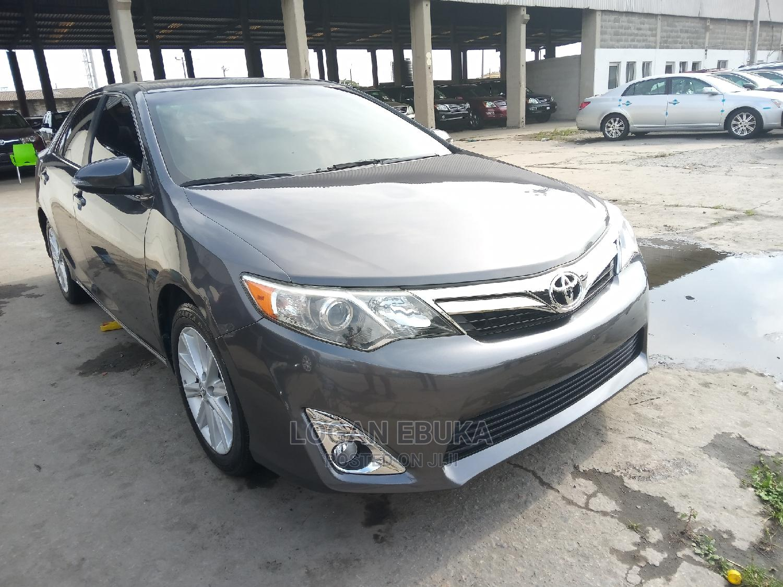 Toyota Camry 2013 Gray   Cars for sale in Amuwo-Odofin, Lagos State, Nigeria
