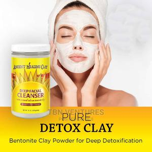 Ancient Healing Clay Deep Facial Cleanser 879g 454g   Skin Care for sale in Lagos State, Amuwo-Odofin