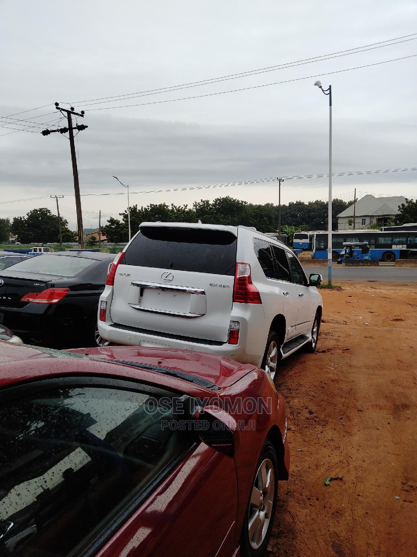 Lexus GS 2012 460 White