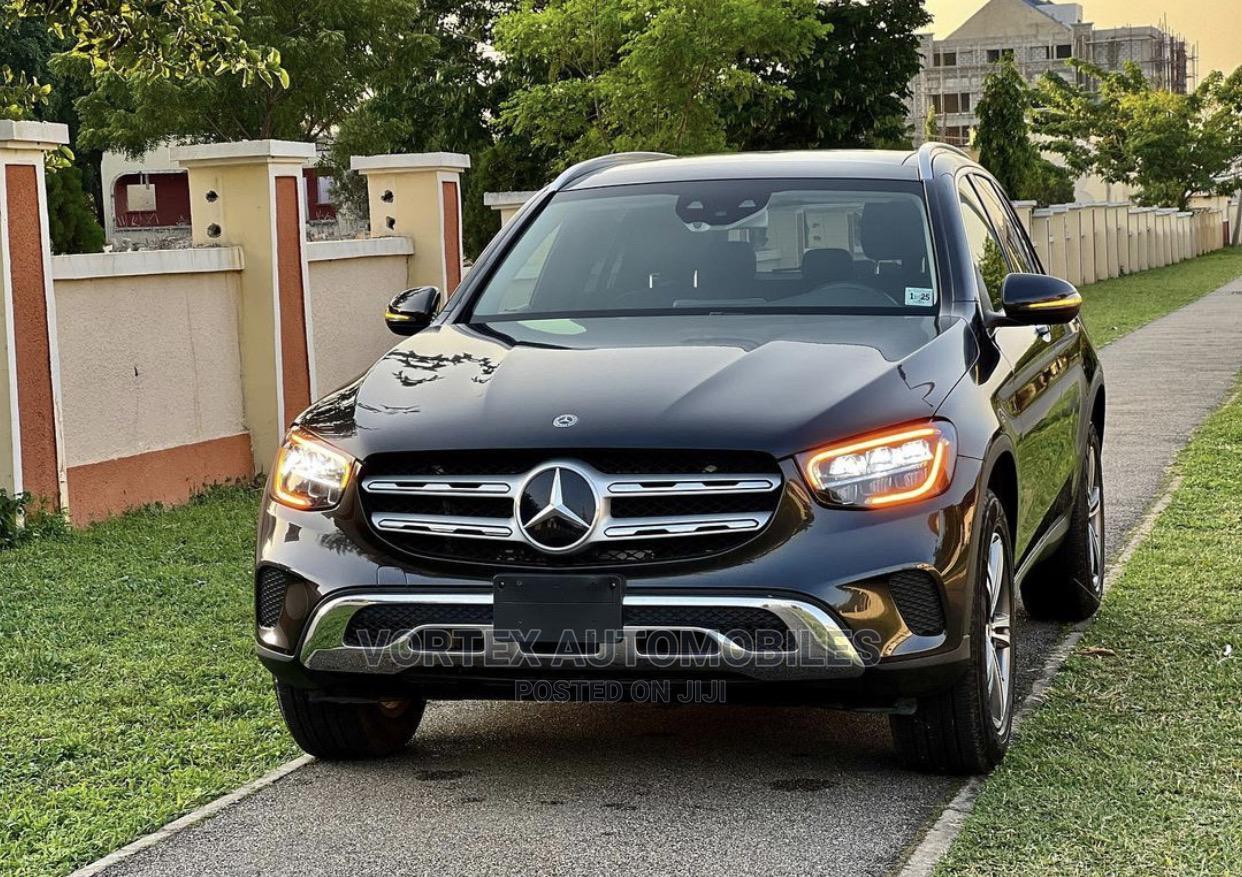 Archive: Mercedes-Benz GLC-Class 2020 Black