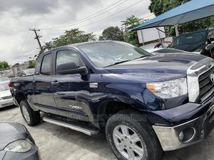 Toyota Tundra 2008 Double Cab Blue   Cars for sale in Lagos State, Ikeja