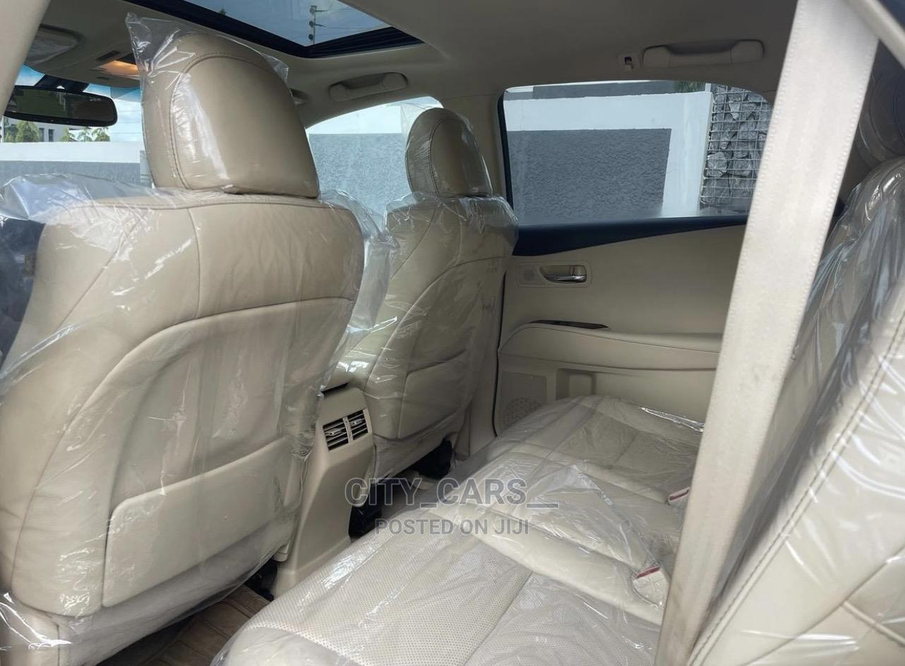 Lexus RX 2013 Gold | Cars for sale in Asokoro, Abuja (FCT) State, Nigeria
