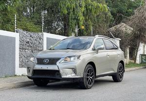 Lexus RX 2013 Gold | Cars for sale in Abuja (FCT) State, Asokoro