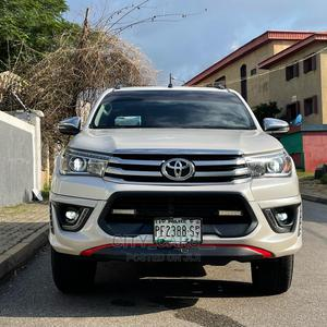 Toyota Hilux 2020 White   Cars for sale in Abuja (FCT) State, Asokoro