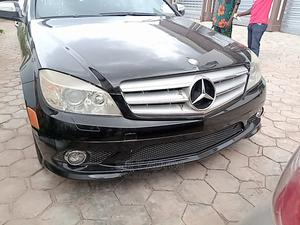 Mercedes-Benz C350 2008 Black | Cars for sale in Oyo State, Ibadan