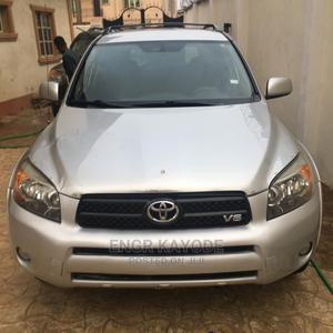 Toyota RAV4 2007 2.0 4x4 Silver | Cars for sale in Osun State, Ife