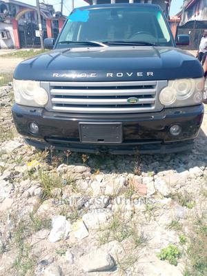 Land Rover Range Rover 2007 Black | Cars for sale in Lagos State, Ajah