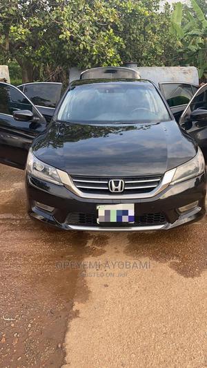 Honda Accord 2013 Black | Cars for sale in Ondo State, Akure