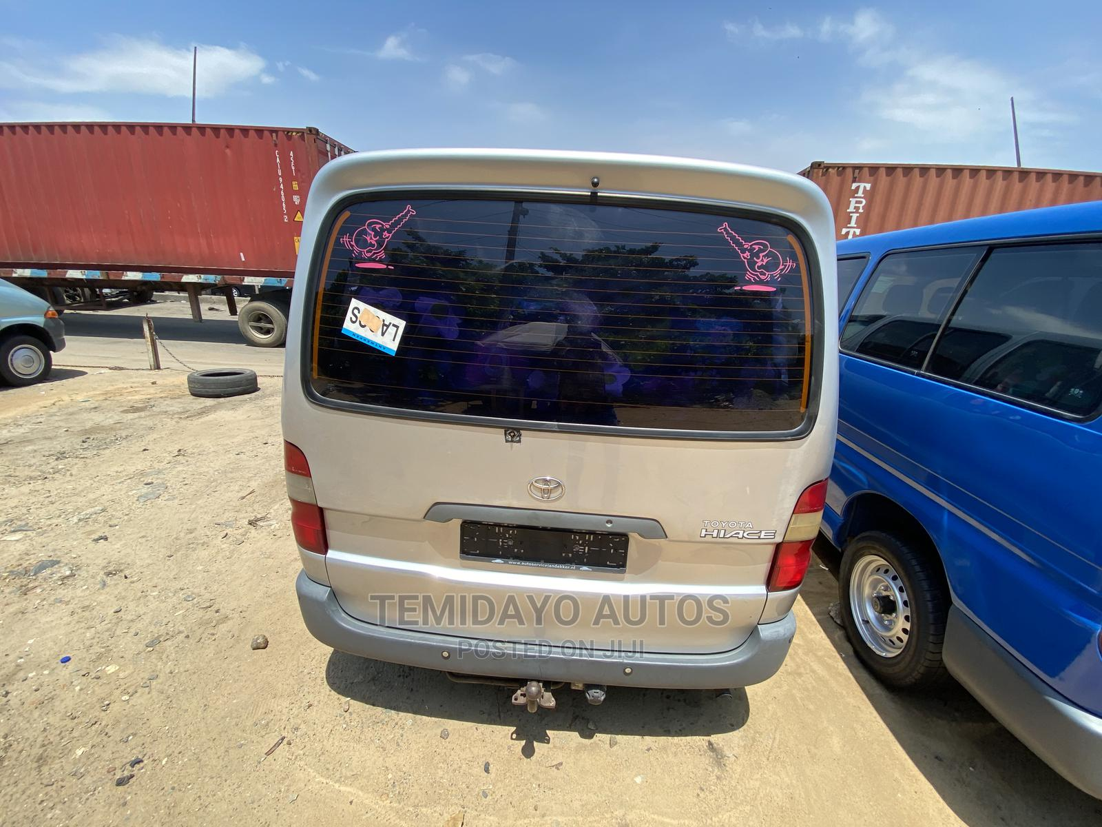 Haice Bus Short Frame 2006 | Buses & Microbuses for sale in Apapa, Lagos State, Nigeria
