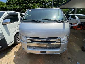 Toyota Hiace 2013 Silver | Buses & Microbuses for sale in Lagos State, Apapa
