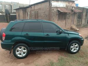 Toyota RAV4 2004 2.0 4x4 Green | Cars for sale in Lagos State, Alimosho