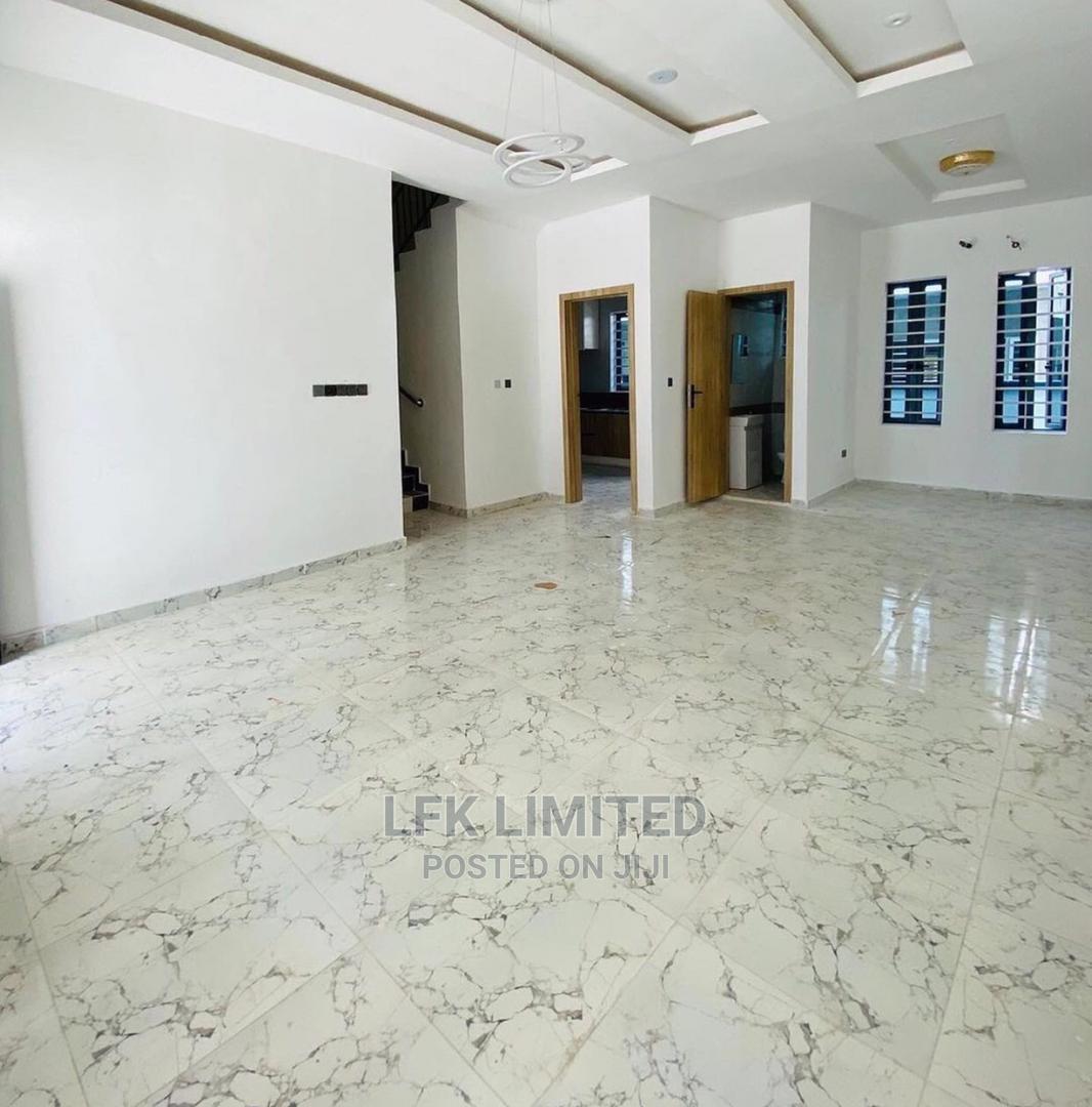 4bdrm Duplex in Palmville Estate, Chevron for Rent | Houses & Apartments For Rent for sale in Chevron, Lekki, Nigeria