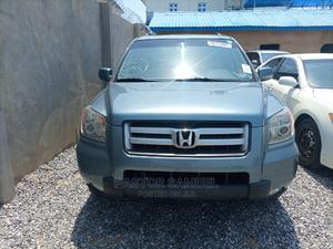 Honda Pilot 2008 EX 4x4 (3.5L 6cyl 5A) Blue | Cars for sale in Lagos State, Isolo