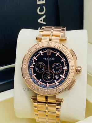 Versace Chain Wristwatch | Watches for sale in Lagos State, Apapa