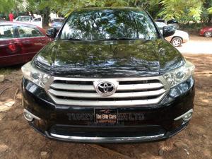 Toyota Highlander 2011 Black   Cars for sale in Abuja (FCT) State, Jabi