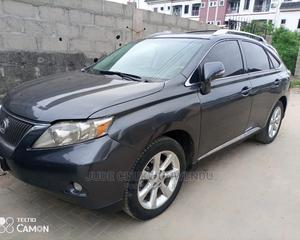 Lexus RX 2010 Black   Cars for sale in Lagos State, Isolo
