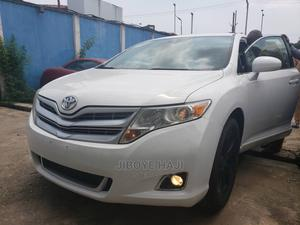 Toyota Venza 2010 V6 AWD White   Cars for sale in Lagos State, Abule Egba