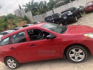 Toyota Matrix 2005 Red | Cars for sale in Abuja (FCT) State, Gudu
