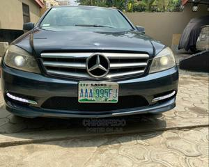 Mercedes-Benz C300 2009 Gray   Cars for sale in Lagos State, Ikeja