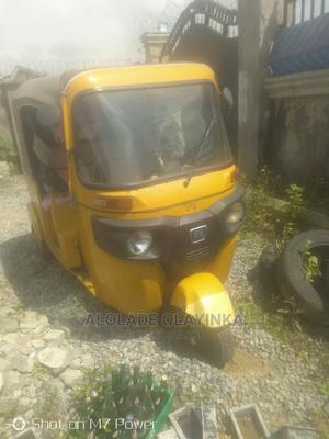 Bajaj RE 2018 Yellow | Motorcycles & Scooters for sale in Abuja (FCT) State, Dutse-Alhaji
