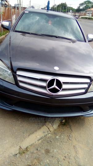 Mercedes-Benz C300 2009 Gray | Cars for sale in Oyo State, Akinyele